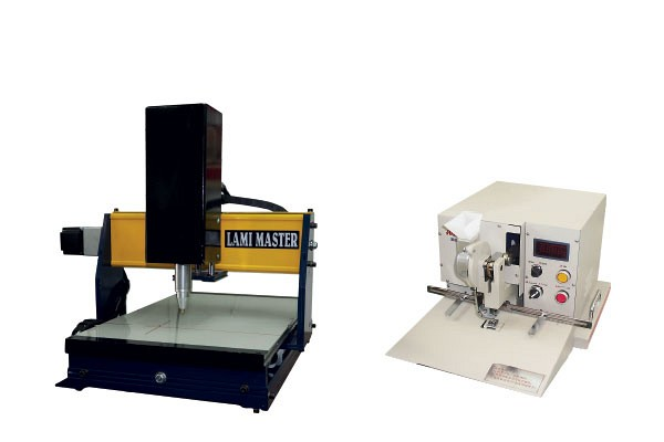 Hot Stamping / Eyelet Machine