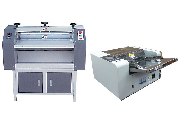 Album Embossing Machine / Name Card System